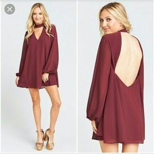 NWT Show Me Your Mumu  Josephine Bell Dress